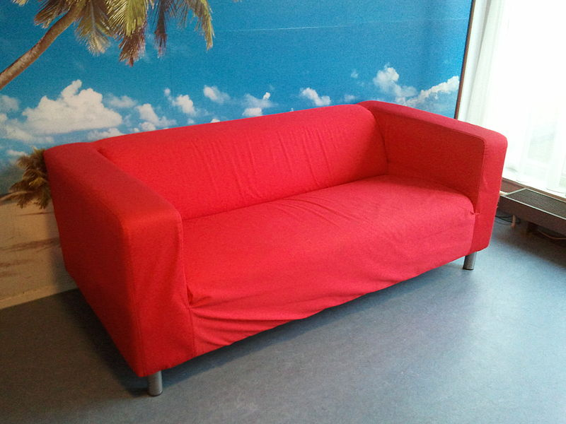 Using sofas to improve punctuality and other thought-provoking Switches
