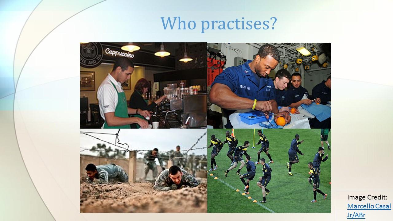 Practice Files: A culture of practice