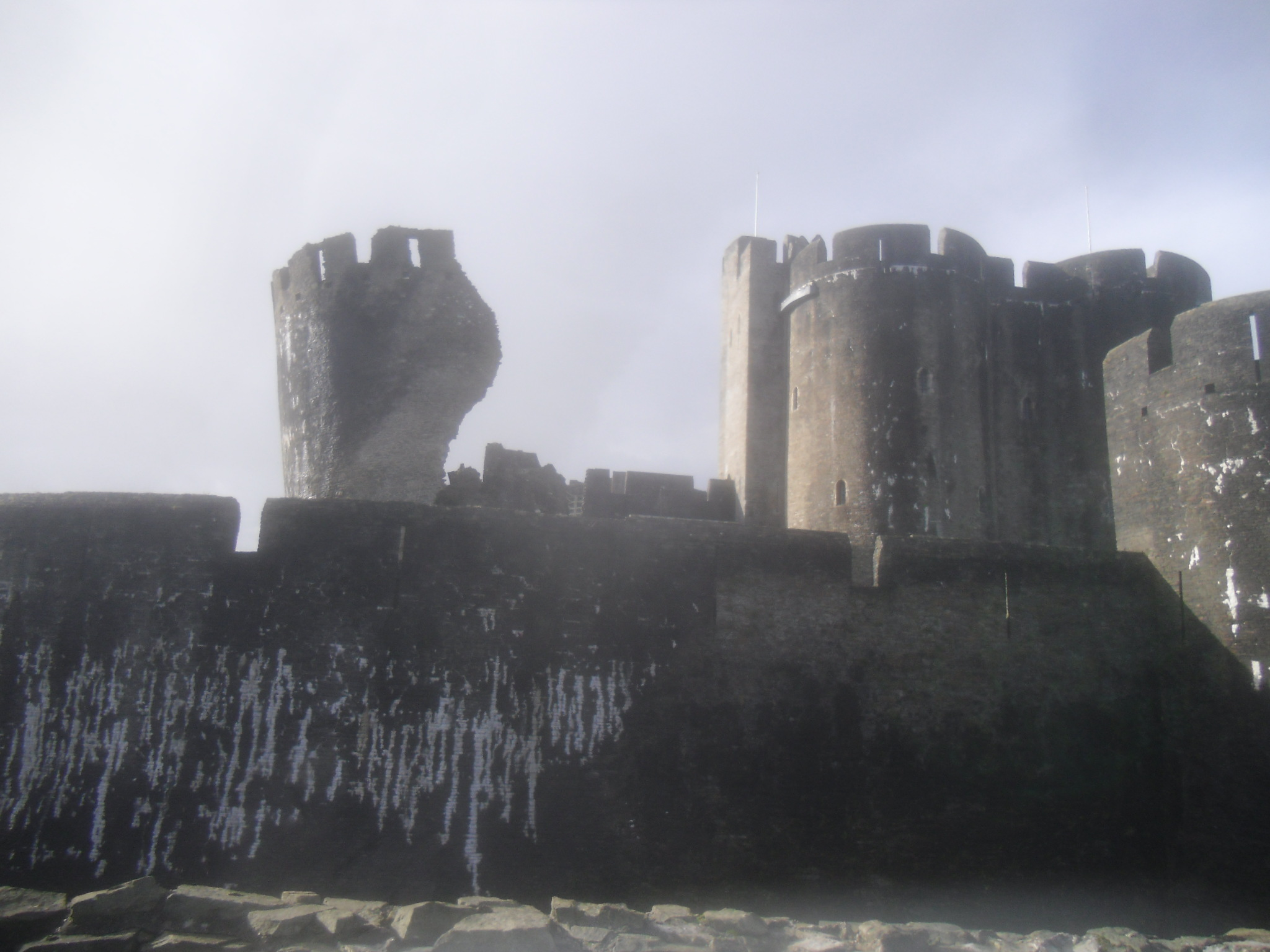 """Of what will it make the students think?"" Learning to plan lessons at Caerphilly Castle"